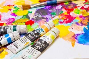 絵画プログラムのイメージ